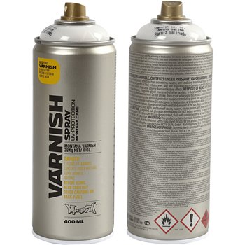 Laca en spray - 400 ml