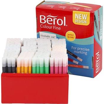 Berol Colourfine - 288 unidades