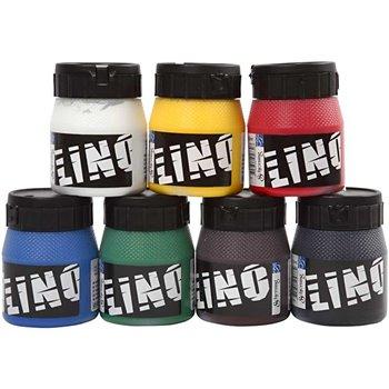 Tinta de impresión - 7x250 ml