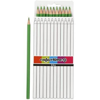 Lápices de colores Colortime - 12 unidades