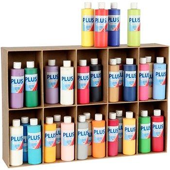 Pintura craft Plus Color - 30x250 ml