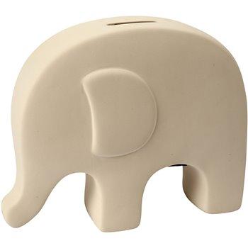 Hucha elefante - 8 unidades