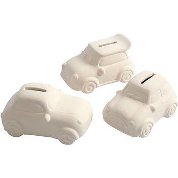 Hucha coche - 12 unidades