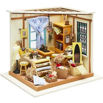 Habitación en miniatura DIY