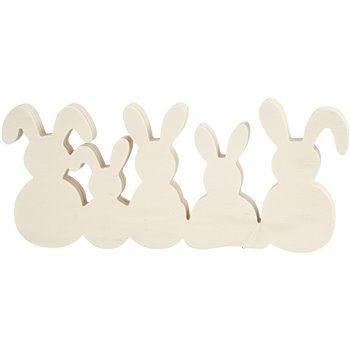 Conejos - 1 set
