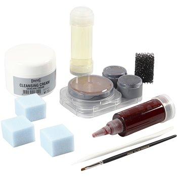 Kit para pintar heridas - 1 set