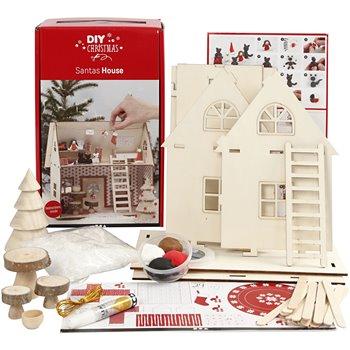 Kit para casa de Papá Noel - 1 set