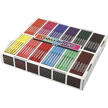 Colortime rotuladores - 12x24 unidades