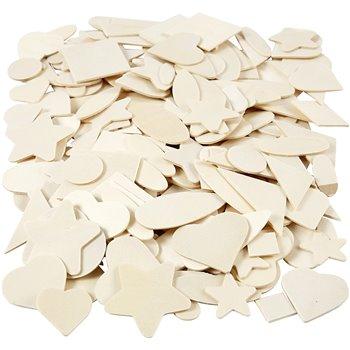 Formas de mosaico - 500 unidades