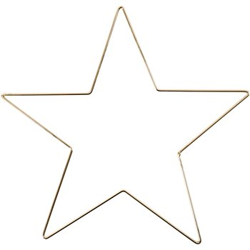 Adorno en forma de estrella