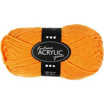 Fantasia lana acrílica - 50 gr