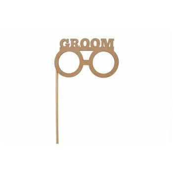 SET 6 OCULOS GROOMM MASCARA 17.5X10.8X0.3CM DM