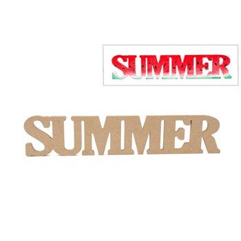 PALABRA SUMMER 53.5X11X1.6CM DM