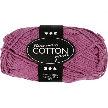 Lana de algodón