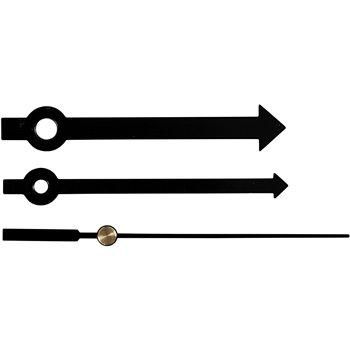 Agujas de reloj - 1 set