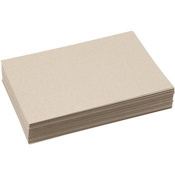 Cartón reciclado - 125 hoja