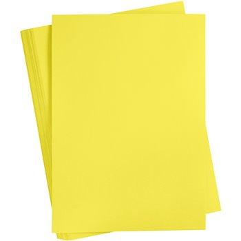 Cartulina de color - 100 hoja
