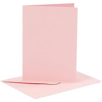Postales y sobres - 6 set