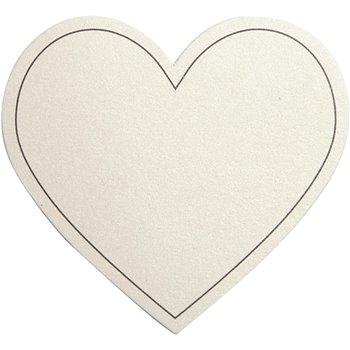 Corazón - 10 unidades