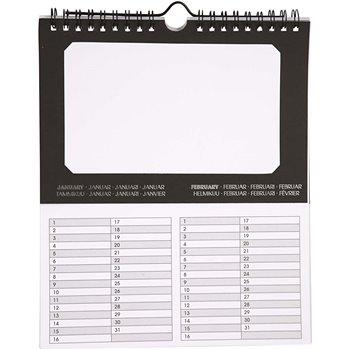 Calendario perpétuo - 5 unidades