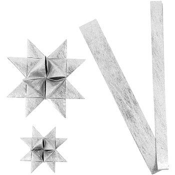 Tiras de estrellas de papel - 32 tiras