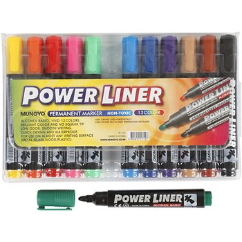 Power liner - 12 unidades