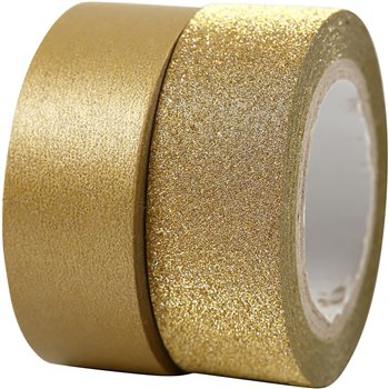 Washi tape diseño - 2 rollos