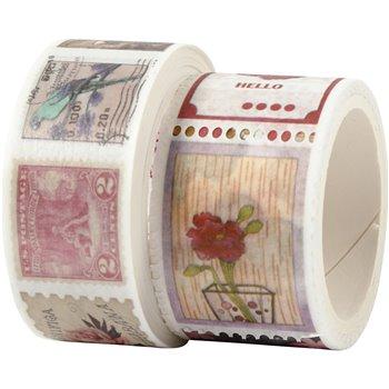 Washi tape - 2 rollos