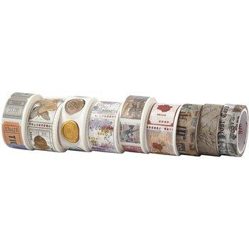 Washi tape - 9 rollos