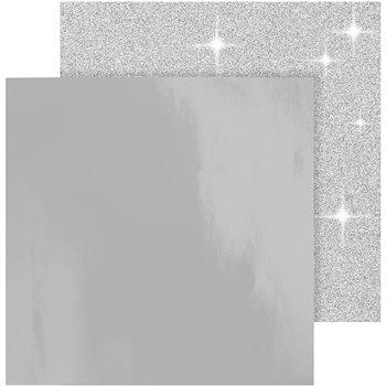 Papel decorado - 2 hoja