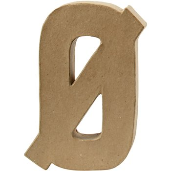 Letra, grande V