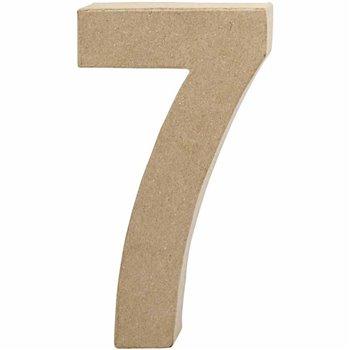 Número , grande 8