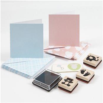 Set de tarjetas  - 1 set