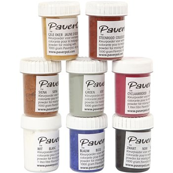 Paver Color - 8x40 ml