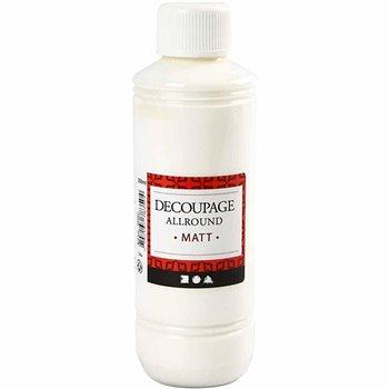 Barniz de découpage - 250 ml