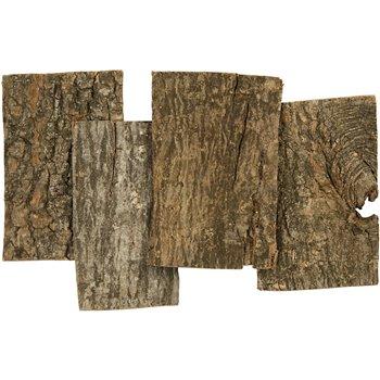 Placas de corteza - 340 gr