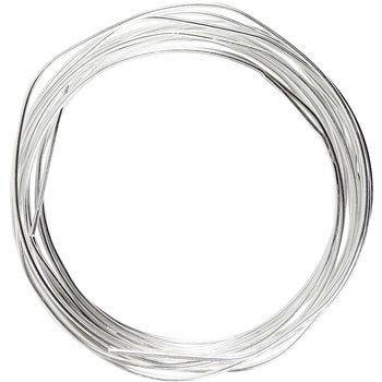 Alambre de plata - 3 m