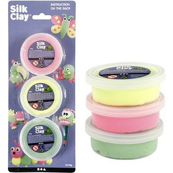 Silk Clay® - 3x14 gr