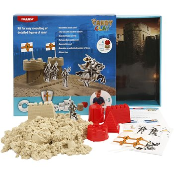 Sandy Clay® - 1 set