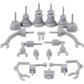 Partes del robot - 19 unidades