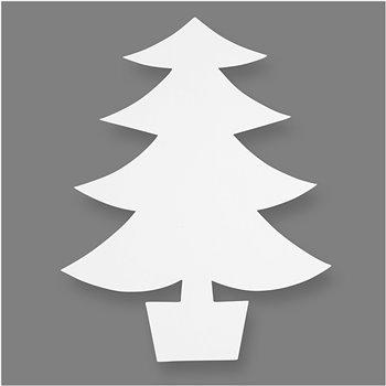 Árbol de navidad - 25 unidades