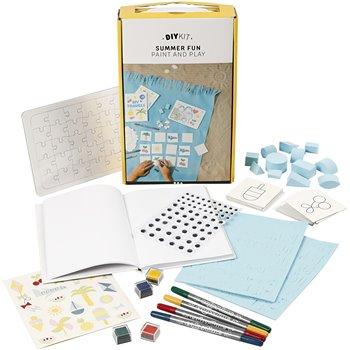 Kit de papel DIY - 1 set