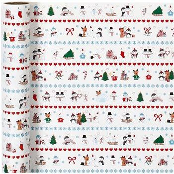 Papel de regalo - 4 m