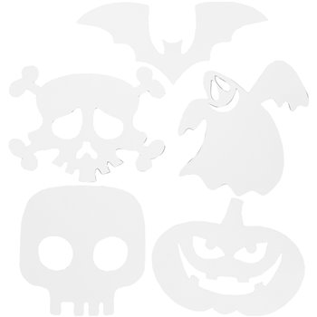 Motivos para halloween - 16 unidades