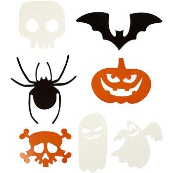 Motivos de Halloween - 50 unidades