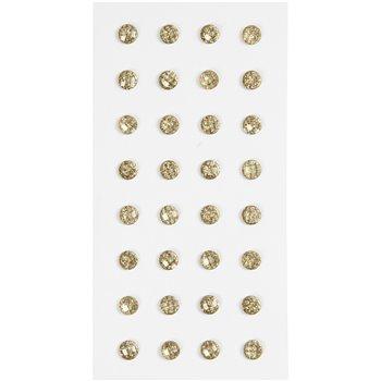 Diamantes de imitación - 32 unidades