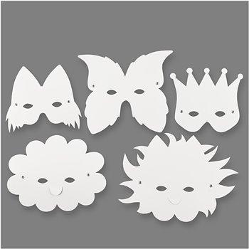 Máscaras fantasía - 5 unidades