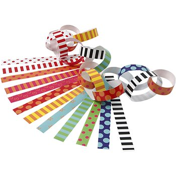 Cadenas de papel - 400 unidades