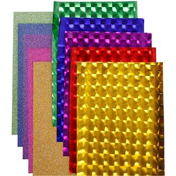 Plástico fino decativo (foil) - 10x2 m