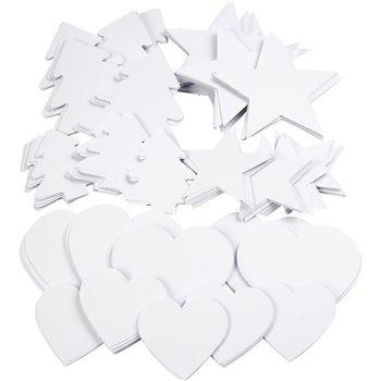 Formas troqueladas Navidad - 300 unidades